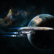 artwork, mass effect, video games, space, spaceship, planet wallpaper