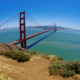 san francisco, golden gate bridge, california, usa, bridge, nature, city wallpaper
