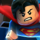 lego, superman, toy wallpaper