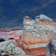 white pocket, usa, arizona, rock, nature, landscape, vermilion cliffs national monument wallpaper