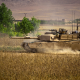 tank, m1 abrams, afganistan, dust wallpaper
