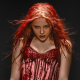 carrie, chloe grace moretz, chloe moretz, women, actress, redhead, blood, movies wallpaper