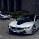 bmw i8, bmw i3, bmw, car wallpaper