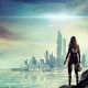 Civilization: Beyond Earth, Civilization, skyscrapers, girls wallpaper