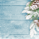 winter, snow, christmas, decoration, pine, new year wallpaper