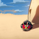 star wars, angry birds, desert, tatooine, anakin skywalker wallpaper