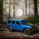 2015 jeep wrangler, jeep, car, forest, tree, sun light wallpaper