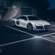 audi r8 gt automotive, supercar, night, car, audi r8, audi wallpaper