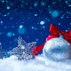 christmas, ornaments, snow, winter, new year, decorations wallpaper
