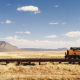 landscape, train, vehicle, nature, carrizozo, new mexico, union pacific, up 7945, ac45ccte wallpaper
