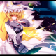 Touhou, Yakumo Ran, blonde, tail, red eyes wallpaper