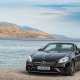 mercedes-benz slc43 amg, car, convertible, sea, shore, mercedes wallpaper