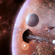 artwork, science fiction, EVE Online, spaceships wallpaper