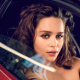 emilia clarke, actress, brunette, women, in car, the sexiest woman alive for esquire 2015 wallpaper