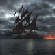 The Pirate Bay, ship wallpaper