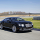 bentley continental gt le mans, speed, race track, cars, bentley continental, bentley wallpaper