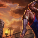 lee sin, league of legends, lol, video games, fighter wallpaper