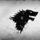 Game of Thrones, simple background wallpaper