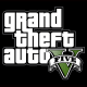 gta 5, grand theft auto 5, video games, logo wallpaper