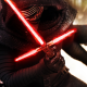 Kylo Ren, Star Wars, Star Wars: The Force Awakens, poorly designed lights wallpaper