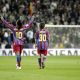 ronaldinho, lionel messi, leo messi, footballers, soccer, fc barcelona, men, sport, football, stadium wallpaper
