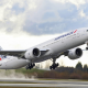 boeing 777-300ER, air france, boeing 777, aircraft, boeing, takeoff wallpaper