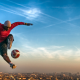 iya traore, paris, france, footballer, ball, sport, man wallpaper