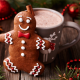 christmas, xmas, decoration, cookies, gingerbread, new year, holidays wallpaper