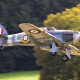 hawker, hurricane mk iib, hurricane, fighter, plane, aircrafts wallpaper