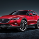 2017 mazda cx-4, crossover, mazda cx-4, cars, mazda wallpaper