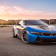 2016 vorsteiner bmw i8 vr-e, bmw i8, tuning, cars, bmw wallpaper