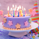 happy birthday, decoration, cake, candles, birthday, holidays wallpaper