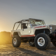 jeep scrambler cj-8, jeep scrambler, jeep, suv, cars, sunset wallpaper