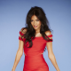 nicole scherzinger, singer, brunette, red dress, women, celebrity wallpaper