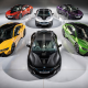 bmw i8, individual paint program, bmw, electro cars wallpaper