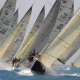yacht, racing, antigua, caribbean, sailing, sea, boat wallpaper