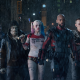 suicide squad, margot robbie, harley quinn, will smith, deadshot, rains, movies wallpaper