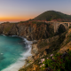 bixby bridge, big sur, pacific ocean, coast, bridge, ocean, usa, california, nature wallpaper