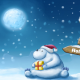 happy holidays, snowman, new year, holiday, christmas, snow wallpaper