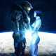john-117, space, cortana, halo, master chief, halo 4, planet, video games wallpaper