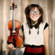 nerds, women, long hair, Lindsey Stirling, violin wallpaper