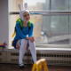 nerds, women, cosplay, Adventure Time wallpaper