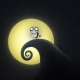 Pokemon, Tim Burton, nightmare, shadow, lights wallpaper