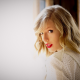 Taylor Swift, singers, lips, red lips wallpaper
