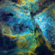 carina nebula, hubble, nebula, space, star cluster wallpaper