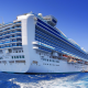 ruby princess, ship, cruise ship, sea, ocean, cruise liner wallpaper