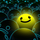 smiley, smile, 3d smile, graphics wallpaper