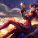 dva, overwatch, fan art, hana song, video games wallpaper