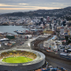 wellington, city, new zealand, stadium wallpaper