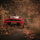 ferrari 458 italia, cars, autumn, ferrari, leaf wallpaper